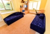 Spacious two rooms apartment with balcony in the center of Nida - 6