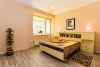 Spacious two rooms apartment with balcony in the center of Nida - 9