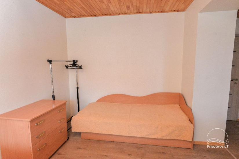 Gasthaus in Nida Inkliuzas, Kurische Nehrung, Litauen - 31