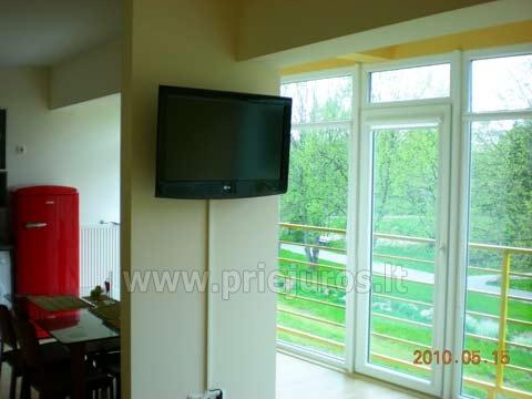2 kambarių butas Palangoje nuo 23 EUR! - 7