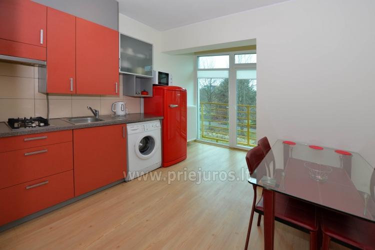 2 kambarių butas Palangoje nuo 23 EUR! - 1