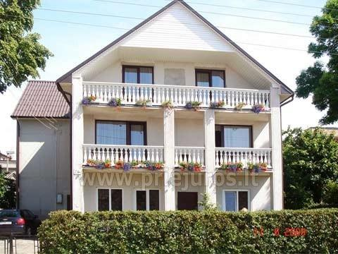 Accommodation in Palanga in Villa Pas Alma - 1