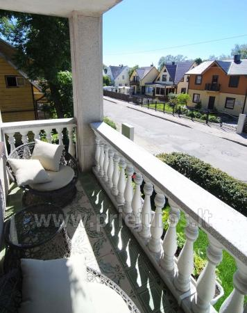 Accommodation in Palanga in Villa Pas Alma - 15