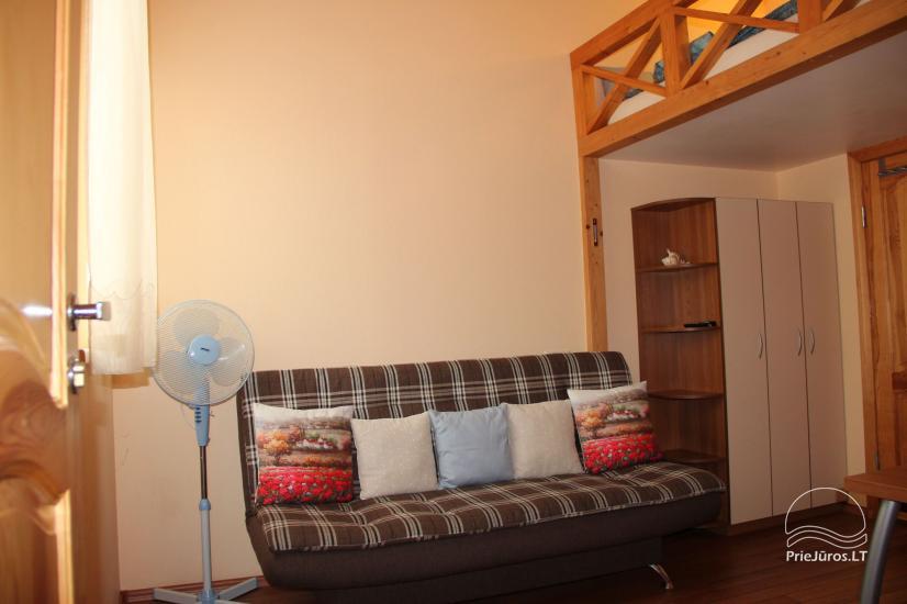 Accommodation in Juodkrante - mini condos Pas Jurate - 16