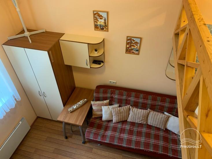 Urlaub in Schwarzort - mini Ferienwohnungen Pas Jurate - 28