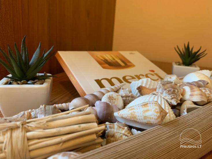 Urlaub in Schwarzort - mini Ferienwohnungen Pas Jurate - 20