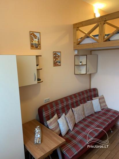Urlaub in Schwarzort - mini Ferienwohnungen Pas Jurate - 29
