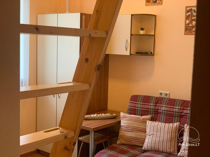 Urlaub in Schwarzort - mini Ferienwohnungen Pas Jurate - 26