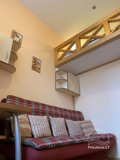 Accommodation in Juodkrante - mini condos Pas Jurate - 30