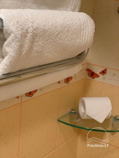 Accommodation in Juodkrante - mini condos Pas Jurate - 15