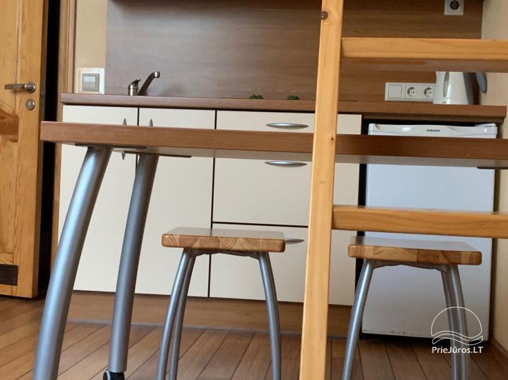 Accommodation in Juodkrante - mini condos Pas Jurate - 17