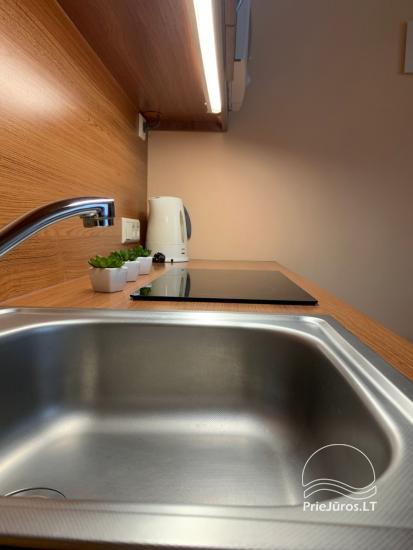 Accommodation in Juodkrante - mini condos Pas Jurate - 19