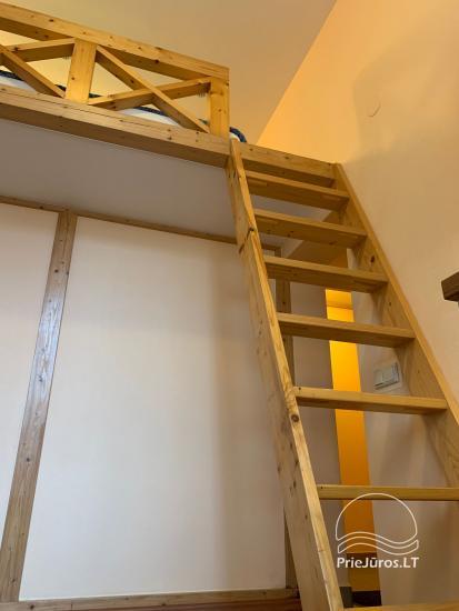 Accommodation in Juodkrante - mini condos Pas Jurate - 31