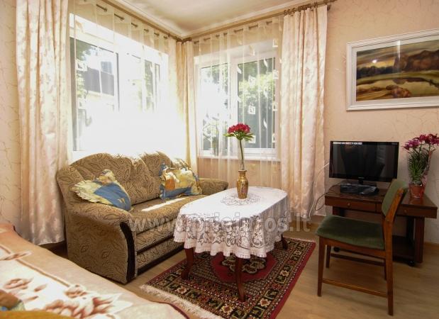 Kambarių ir buto nuoma Palangoje privačiame name Baltas namas - 2
