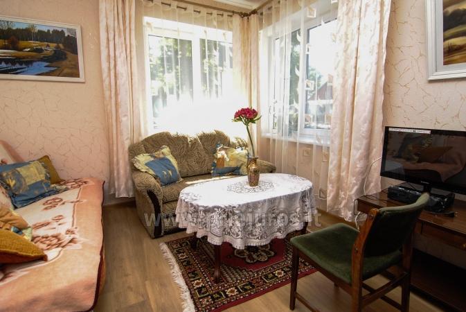 Kambarių ir buto nuoma Palangoje privačiame name Baltas namas - 3