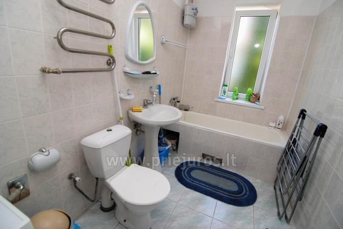 Kambarių ir buto nuoma Palangoje privačiame name Baltas namas - 4