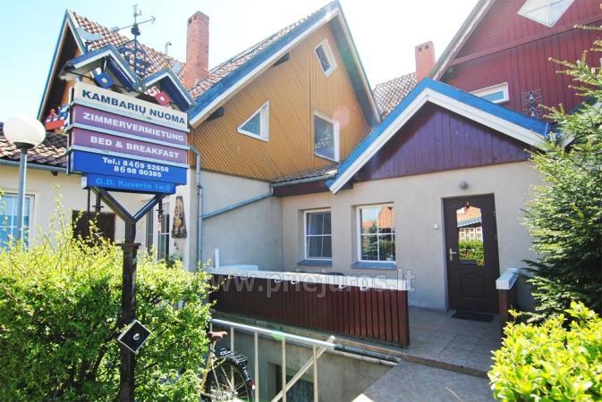Loretos svečių namai Nidoje