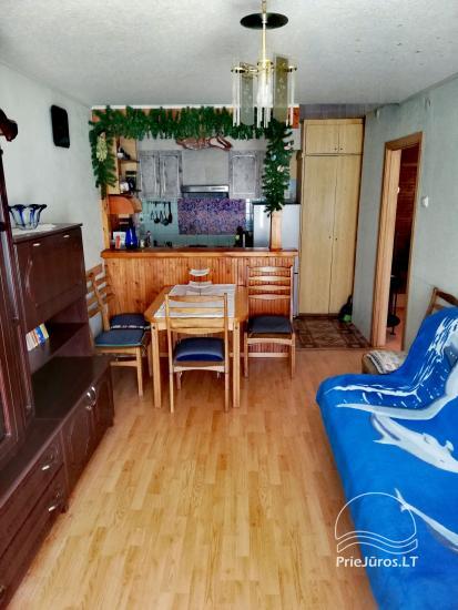 Dviejų kambarių buto nuoma pajūryje Šventojoje - 5