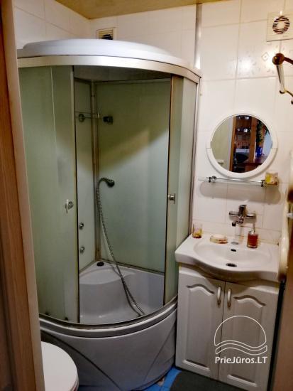 Dviejų kambarių buto nuoma pajūryje Šventojoje - 8