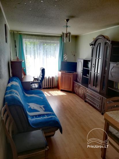 Dviejų kambarių buto nuoma pajūryje Šventojoje - 3