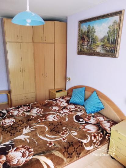 Dviejų kambarių buto nuoma pajūryje Šventojoje - 2