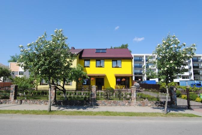 Birutės svečių namai Palangoje - 2