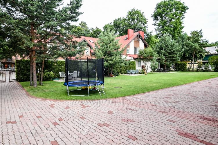 Two-room apartments for rent in the center of Palanga - 8