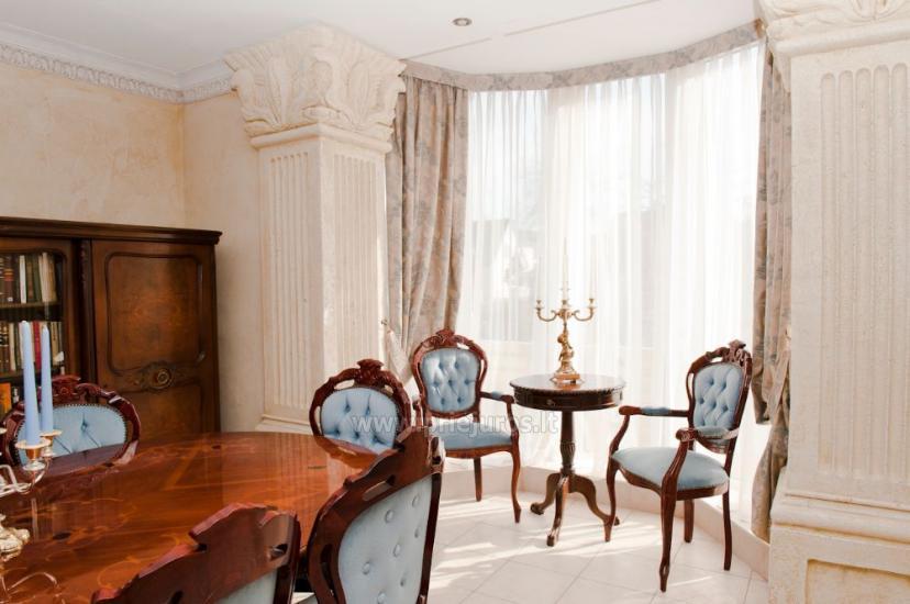Dzīvokļu un istabu ire Palangā privātajā viesu namā COLUMBA LIVIA - 11