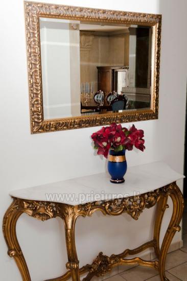 Dzīvokļu un istabu ire Palangā privātajā viesu namā COLUMBA LIVIA - 9
