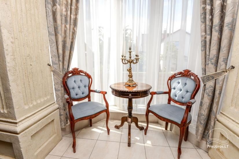 Apartments and room in Palanga in private Guest House COLUMBA LIVIA - 8
