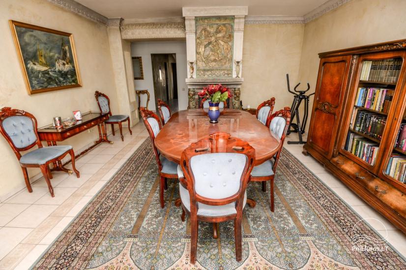 Dzīvokļu un istabu ire Palangā privātajā viesu namā COLUMBA LIVIA - 6
