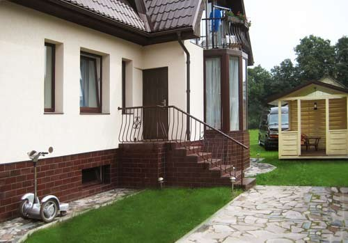 Apartments and room in Palanga in private Guest House COLUMBA LIVIA - 3