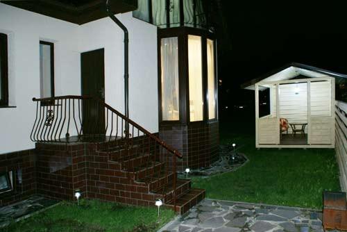Dzīvokļu un istabu ire Palangā privātajā viesu namā COLUMBA LIVIA - 4