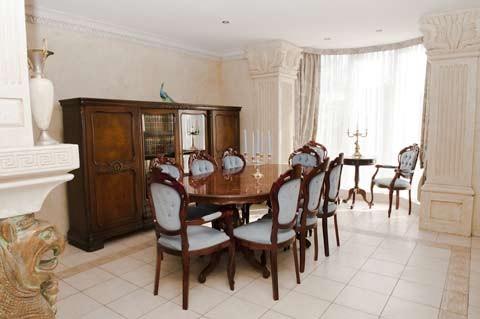 Dzīvokļu un istabu ire Palangā privātajā viesu namā COLUMBA LIVIA - 10