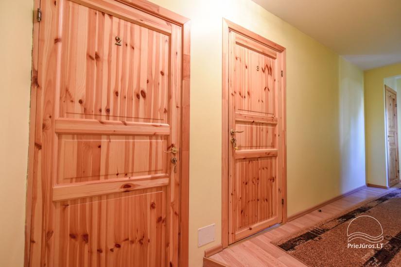 Double-quadruple rooms for Rent in Palanga Močiutės Palanga - 8
