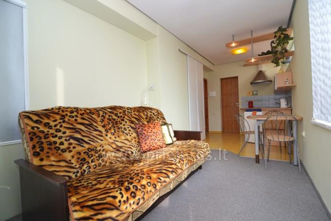 Divas istabas dzīvoklis