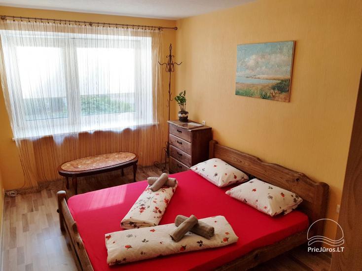 Die Wohnung zur Miete in Nida Jura - 10