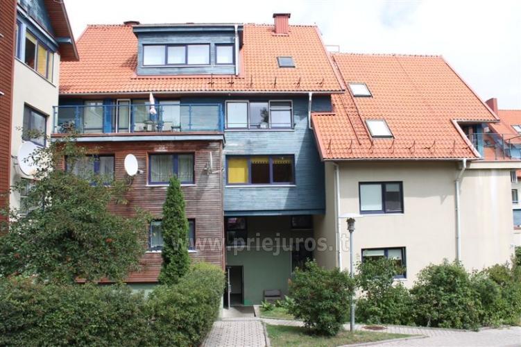Die Wohnung zur Miete in Nida Jura - 1