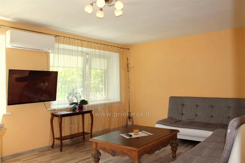 Die Wohnung zur Miete in Nida Jura - 2