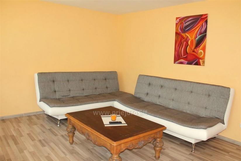Die Wohnung zur Miete in Nida Jura - 3