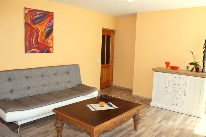 Die Wohnung zur Miete in Nida Jura - 4