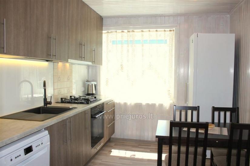 Die Wohnung zur Miete in Nida Jura - 6