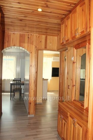 Die Wohnung zur Miete in Nida Jura - 8