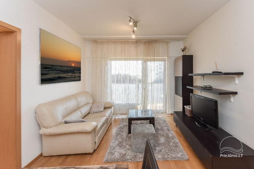 2 kambarių butas 4 asmenims Palangoje, Vanagupės gatvėje 26. - 2