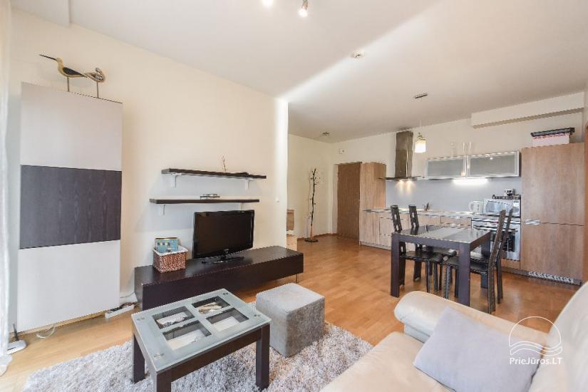Divas istabas Māja un 2 istabas dzīvokli Palangāīre Palangā - 3