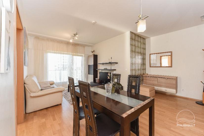 Divas istabas Māja un 2 istabas dzīvokli Palangāīre Palangā - 5