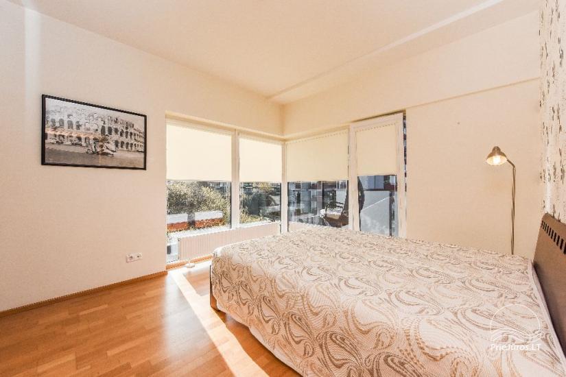 Divas istabas Māja un 2 istabas dzīvokli Palangāīre Palangā - 6