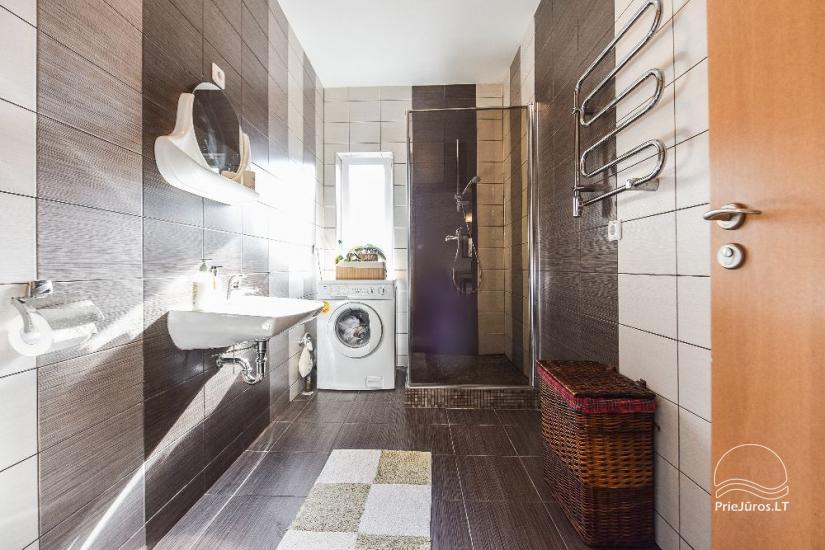 Divas istabas Māja un 2 istabas dzīvokli Palangāīre Palangā - 10