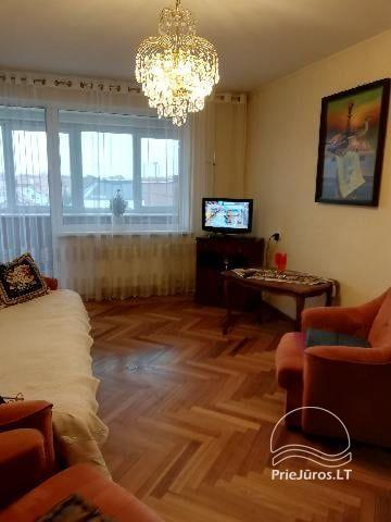 Three-room apartment for rent in Klaipeda - 9