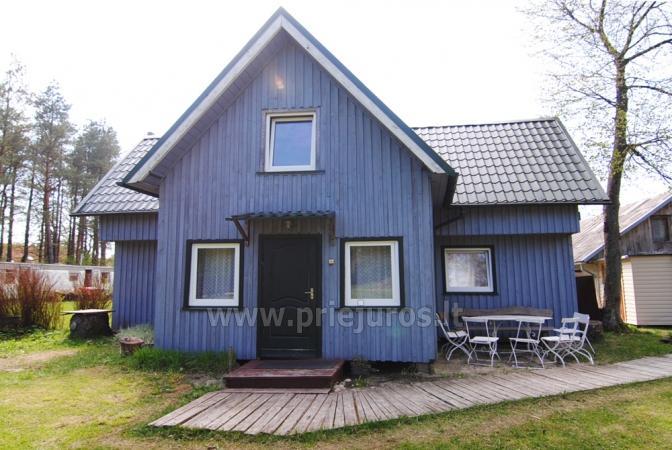 Rentals by the Baltic Sea, Camping Reginos sodyba - 2